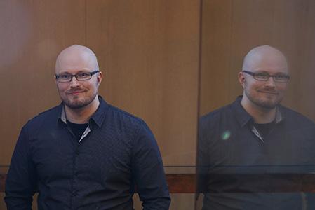 Kari Kulovaara, kuvaaja Petteri Kivimäki