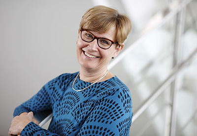 Anna-Maija Lämsä, kuvaaja Petteri Kivimäki