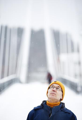 Matti Leino, kuvaaja Petteri Kivimäki