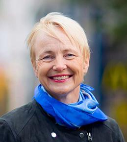 Mirja Hirvensalo, kuvaaja Mikko Vähäniitty