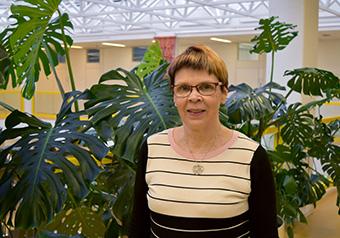 Mirja Laitinen, kuvaaja Timo Hautala