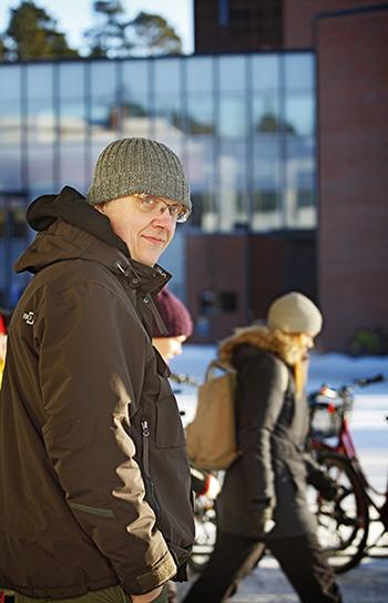 Olli-Pekka Moisio, kuvaaja Petteri Kivimäki