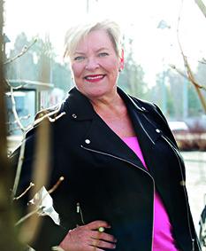 Taina Rantanen, kuvaaja Petteri Kivimäki