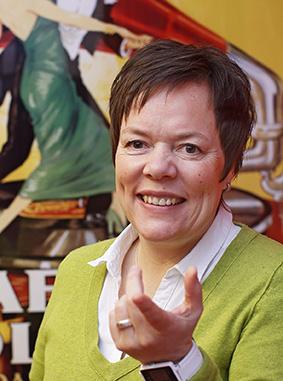 Peppi Taalas, kuvaaja Petteri Kivimäki
