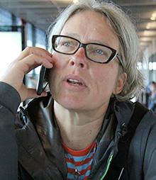 Taina Saarinen, kuvaaja Tiina-Leena Salo