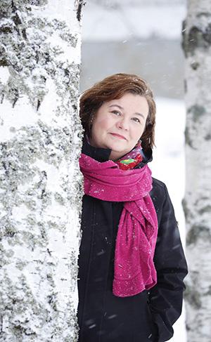 Mia Tammelin, kuvaaja Petteri Kivimäki