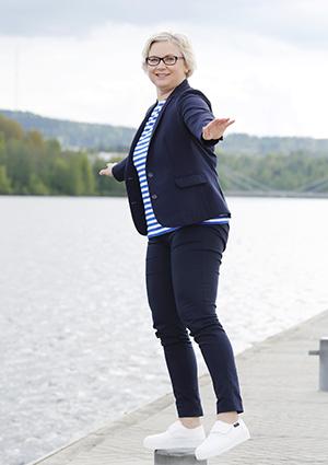 Katja Kokko, kuvaaja Petteri Kivimäki