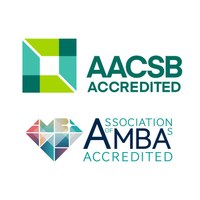 AACSB International and AMBA Accreditations