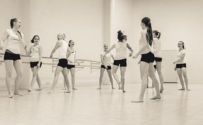 Campuksen Coonto Dance Team