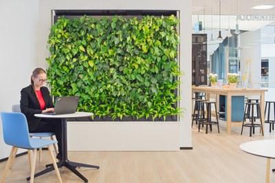 Parempaa ilmaa vehreällä teknologialla