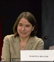Reuter Martina, University Lecturer