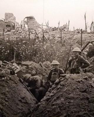 100 vuotta ensimmäisen maailmansodan päättymisestä – ja hieman Yhdysvaltojen välivaaleistakin