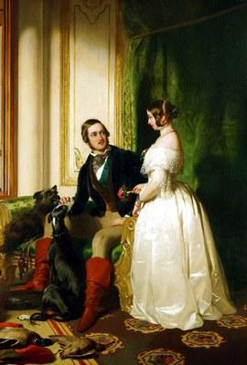 Kuningatar Viktoria ei vihannut vauvoja