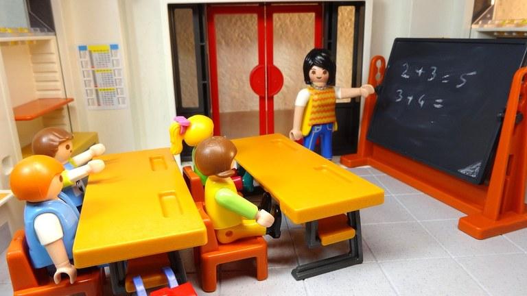 Lego-koululuokka