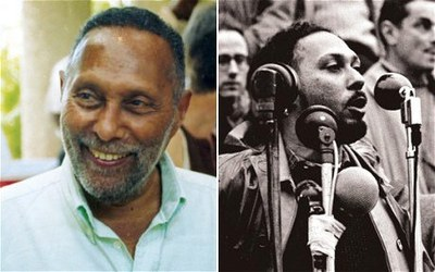 Kuva: Professor Stuart Hall memorial | by The Open University (OU), https://www.flickr.com/photos/the-open-university/15587445698, some rights reserved https://creativecommons.org/licenses/by-nc-nd/2.0,