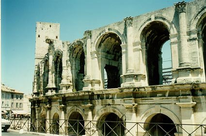 Arles - Areena