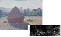 """Monet´s """"Haystack in the Evening Sun"""" can be seen also in Denmark this Autumn"""
