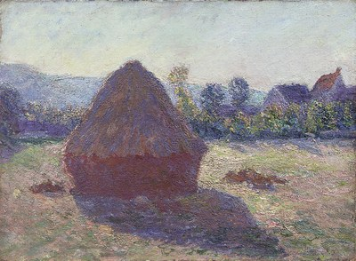 RECENART research team confirmed a Monet painting to be Monet´s