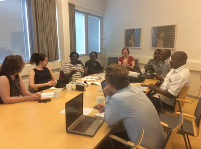 Research group on Civil Society and Citizenship in Development (CitDe)