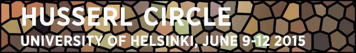 Husserl Circle banner
