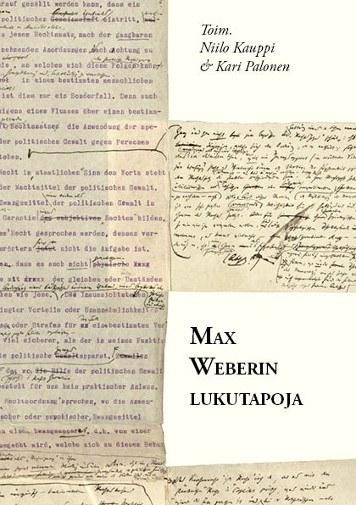Max Weberin lukutapoja