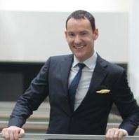 Professor Gregor Halff, visiting professor for Corporate Communication