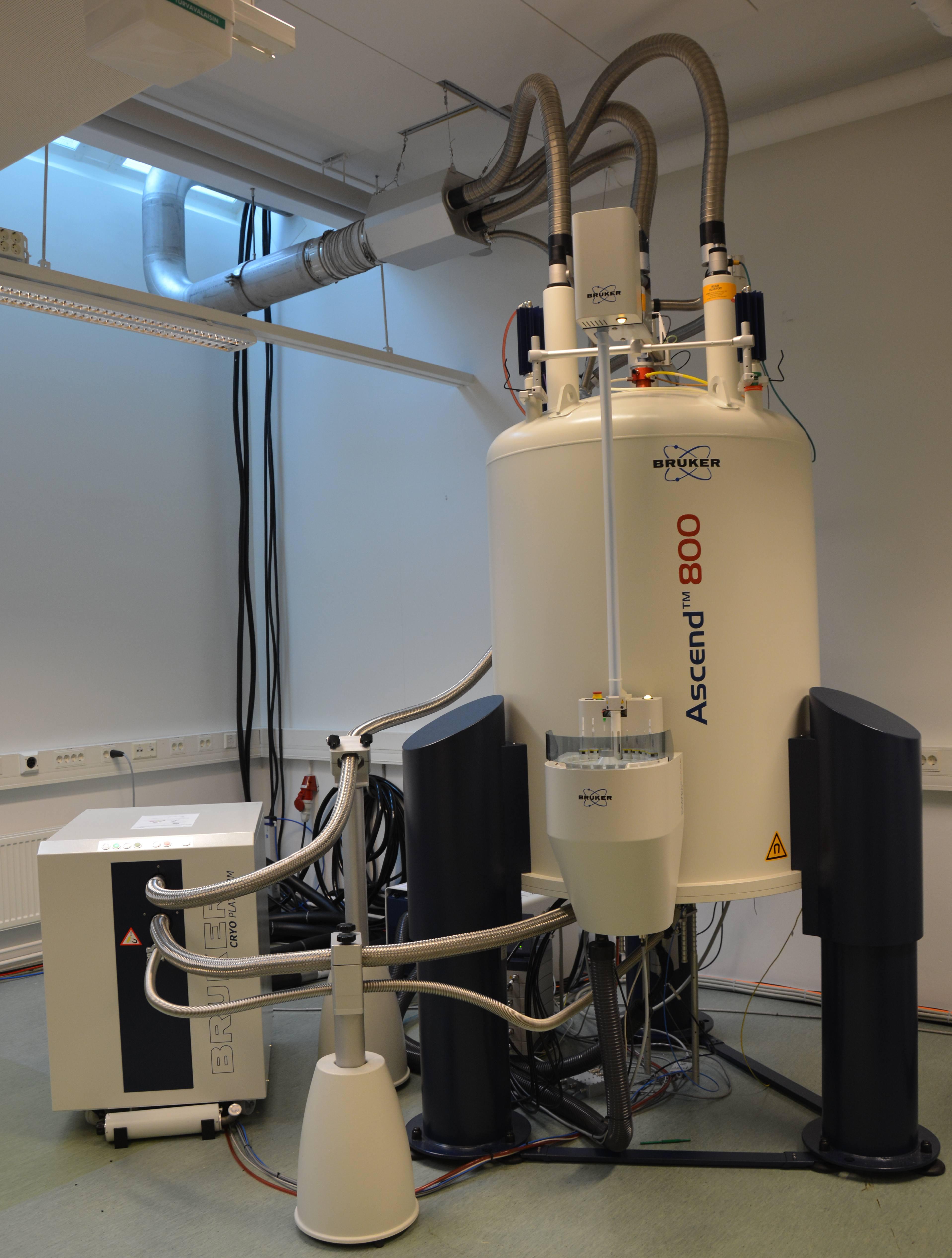 Bruker Avance Iii Hd 800 Nanoscience Center