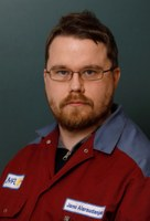 Alaraudanjoki Jarno, Laboratory Engineer