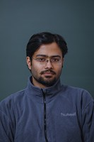 Mukherjee Shirsho, tohtorikoulutettava / doctoral student