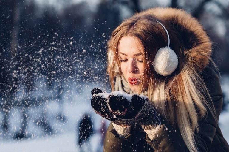 Snow - Pexels